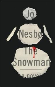 snowman, nesbo
