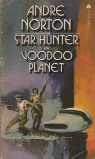 Star Hunter and Voodoo Planet