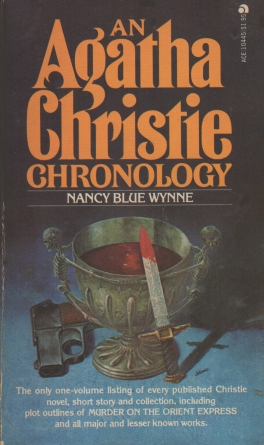 Agatha Christe Chronology