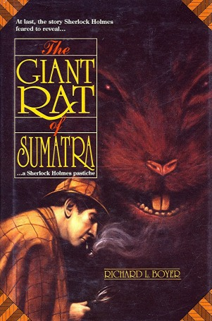 Giant Rat of Sumatra, The, Richard L Boyer, alt cover