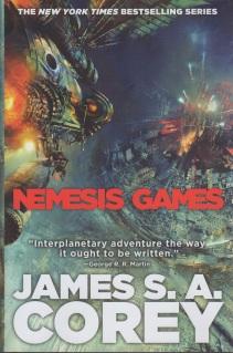 Nemisis Games