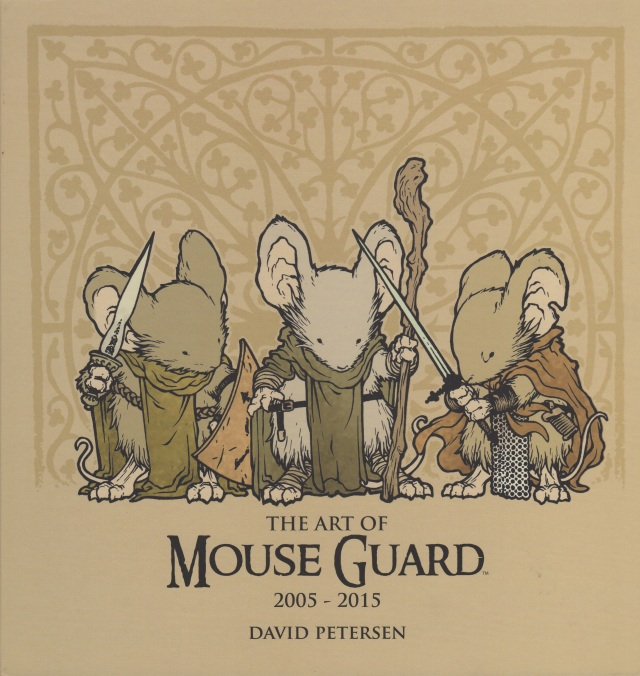 Art of Mouse Guard