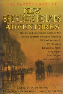 Mammoth Book of New Sherlock Holmes Adventures