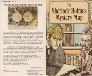 Sherlock Holmes map cvr