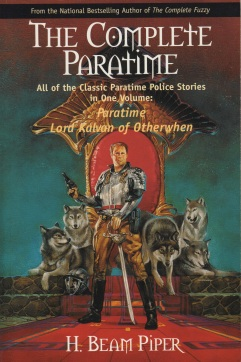 Complete Paratime