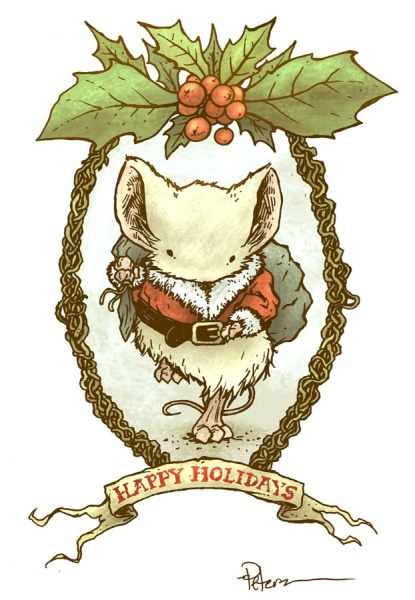 mouse guard holiday