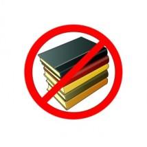 no reading