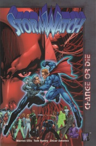StormWatch - Change or Die