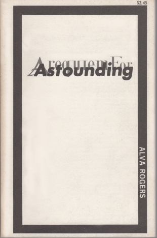 Requiem for Astounding